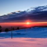 tramonto a Valcava
